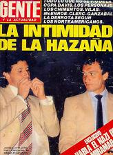 TENNIS GUILLERMO VILAS DAVIS CUP MAGAZINE 1983