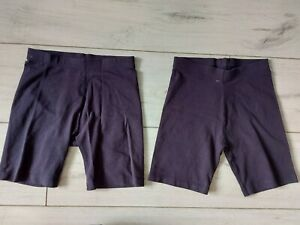 George School Cycling Shorts Navy 7-8 Years