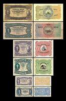 Noruega -  2x  5 - 1.000 Kroner - Edición 1901 - 1945  Reproducción 09