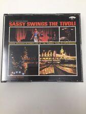 Sarah Vaughan Sassy Swings the Tivoli CD, Emarcy Quincy Jones