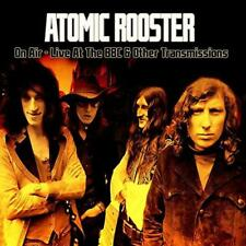 Atomic Rooster - On Air -Live At The BBC & Other Transmissions (NEW 2CD+DVD)