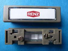 Renz Klingel-Kombitaster 97-9-85110 in quarzgrau