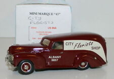 MINIMARQUE 1/43 US86A - 1941 HUDSON SEDAN DELIVERY - CITY FLORISTS