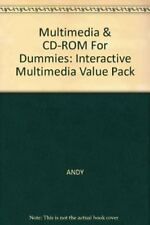 Multimedia and Cd-Roms for Dummies/Book and Cd [Aug 01, 1994] Rathbone, Andy