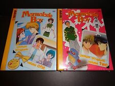 MARMALADE BOY ULTIMATE SCRAPBOOK- Volumes 1 & 2-Popular Japanese teen comedy-DVD