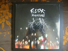"""LP F.LOR """"Blackflakes"""" Prohibited Records  PRO046  France (2013)  Neuf  Blister"""