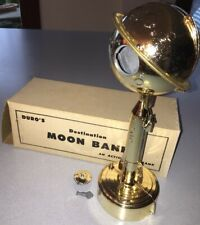 NEW in BOX DUROS DESTINATION MOON bank An Action Coin Mechanical Bank w/ KEY