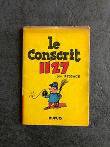 Mini-récit SPIROU   LE CONSCRIT 1127 Ryssack