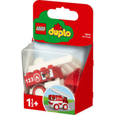 Lego Duplo Fire Engine Building Set - 10917