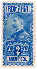 (I.B) Romania Revenue : Duty Stamp 2L