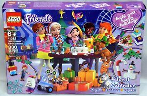 LEGO Friends 41382 Advent Calendar  330 pcs NIB