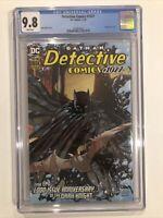 Detective Comics #1027 CGC 9.8 BATMAN 2020 Andy Kubert cover