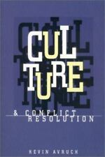 Culture & Conflict Resolution