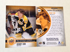 2014 Upper Deck National Amazon Gold Promo BOBBY ORR Bruins #A-BO NSCC