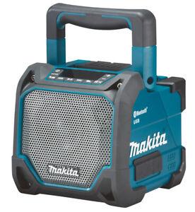 Makita DMR202 Bluetooth-Lautsprecher 12V max. / 18V