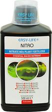 500 Ml Easy Life Nitro Nitrato Fertilizante Acuario Plantas ( 21,80€/ 1L)