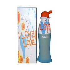 I Love Love 100ml Eau De Toilette Spray for Women by Moschino EDT Perfume