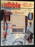 Nibble Magazine March 1987 / Apple II Computer