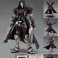 Hot Anime OW Overwatch Reaper #393 PVC Action Figure Movable Toy Collection Gift
