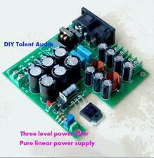 50W DC Linear Power Supply 3-stage Filtering DC12V For Upgrade NAS CAS PC HiFi