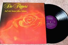 """DIE FLIPPERS """"Auf rote Rosen fallen Tränen"""" Org. 1985, Schlager/Pop, ex/vg+"""