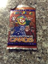 Ty Beanie Babies Collector's Cards 4th Series Single Pack