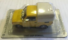 "DIE CAST "" FIAT 126P BOMBEL "" CAR OF THE' EST SCALE 1/43"