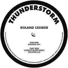 Thunderstorm (Incl.Cardopusher Remix)