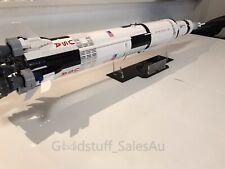 Acrylic Display Stand for LEGO Apollo Saturn V  21309 ( Australia Seller)