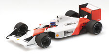 1 43 MINICHAMPS McLaren Mp4/4b Test Car Prost 1988