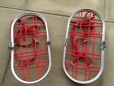Vintage Snowshoes Raquettes Skiing Walking Chalet Chic Shop Display