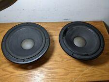 jbl 127h-1   L-80.   4410 woofers ( needs refoam)
