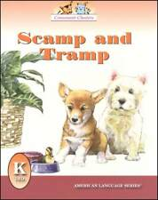 American Language Kindergarten Reader 2- Scamp & Tramp