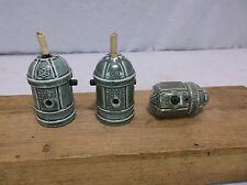Antique/Vintage Porcelain Light Sockets hubbell Cutler GE Pendant switch 1911