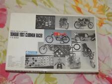 GUNZE 1/12 HIGH-TECH MODEL YAMAHA YDS1 CLUBMAN RACER KIT BIKE MOTOCYCLE (koo)