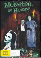 MUNSTER GO HOME - REGION 4 NEW & SEALED DVD - FREE LOCAL POST