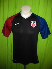 S NIKE USA SOCCER JERSEY USMNT WORLD CUP MLS SHIRT U.S.A.