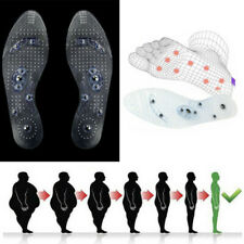Insole Acupressure Magnetic Massage Weight Loss Slimming Insole Gel Pad Inner