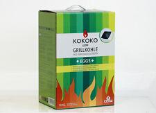 McBrikett Mc Brikett Kokoko Eggs Grillkohle Grillbriketts 10kg BBQ rauchfrei