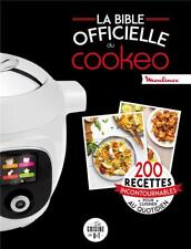 la bible officielle du cookeo   200 recettes incontournables pour cuisiner au qu
