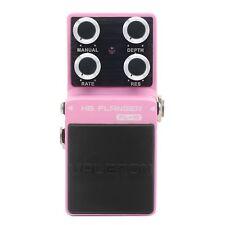 Valeton Loft FL-10 HB Flanger Guitar Effects Pedal Sound Based on Boss PINK