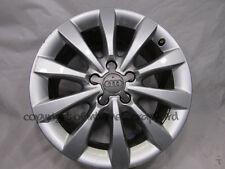 "ORIGINALE Audi a6 17"" lega ruota lega x1 2013 8jx17h2 et39 4g0601025 AG #21"