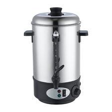 8 L Glühweinkocher Glühweinautomat Wasserkocher Kessel Glühweinkessel Kocher 21