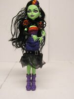 Monster High CASTA FIERCE Doll Witch Daughter of Circe w/ Outfit Shoes Dress