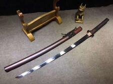 Japanese Sword Sharp Blade High Manganese Steel Samurai Katana Sabre Full Tang