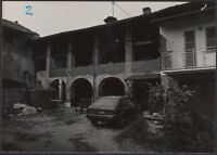YZ0157 Giaveno - Via Calvettera - Opel Kadett - Fotografia d'epoca - Old photo