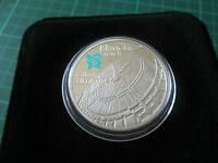 2010 £5 Five Pound SILVER PROOF LONDON  2012 Olympic Games BIG BEN BODY SERIES*