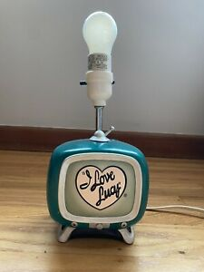 I Love Lucy TV Lamp
