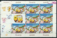 Eslovenia 682-683 Sheetlet (completa edición) nuevo con goma original (9438056