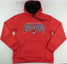 Authentic Champion NCAA University Of Georgia Bulldogs Hoodie Size Mens Medium M